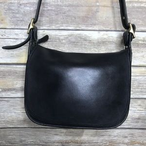 Vintage Coach Patricia's Legacy style 9951 black